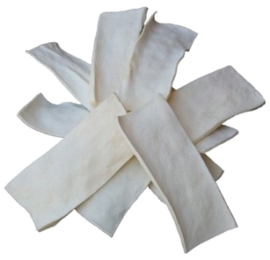 Rawhide Dental tygge chips