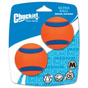 Chuckit Ultra Ball 2 stk