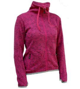 Arrak fleece pink