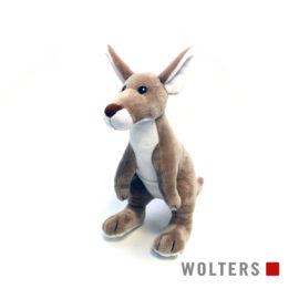 blødt hundelegetøj plys kænguru