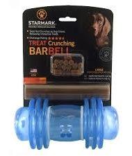 hundehjertet_starmark_crunching_barbell_robust_legetoj_til_hund