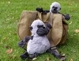 hugglehounds Gorilla knotties