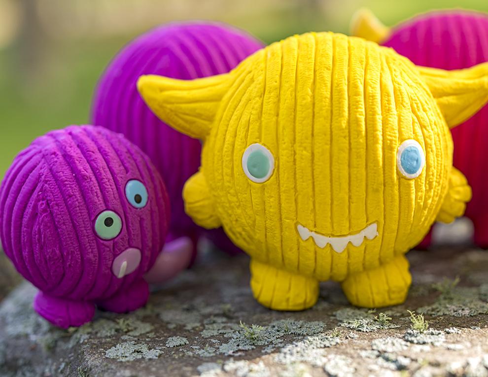Hugglehounds RuffTex Lemondrop Kid