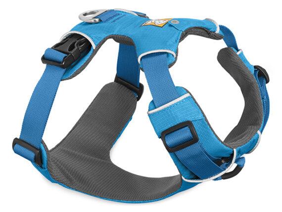 ruffwear front range sele blå