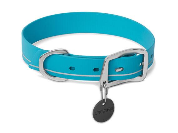 Ruffwear headwater Halsbånd, blå