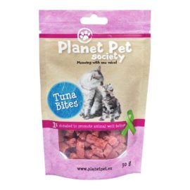 Planet Pet tuna bites, kat