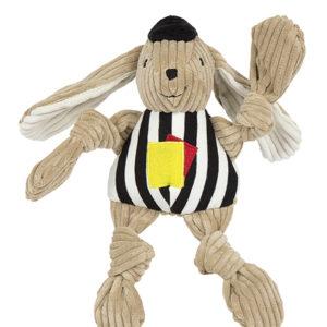 Hugglehounds referee bunny knottie