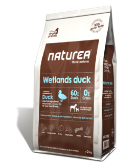 Naturea GrainFree Adult Wetlands Duck