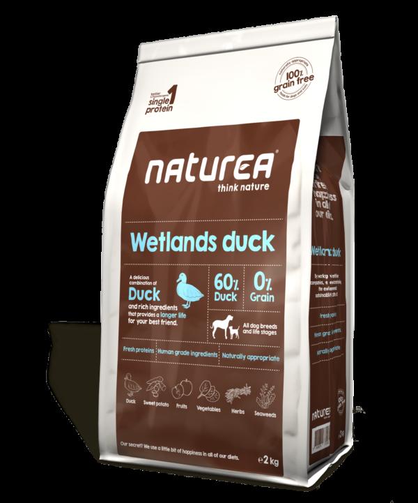 Naturea GrainFree Adult Wetlands Duck