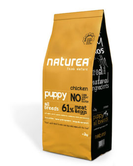 Naturea Naturals Puppy Chicken