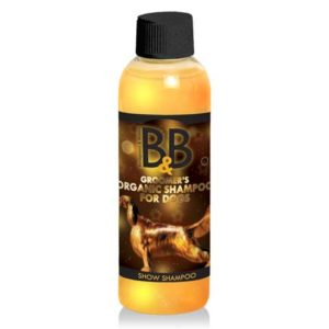 B & B økologisk show shampoo