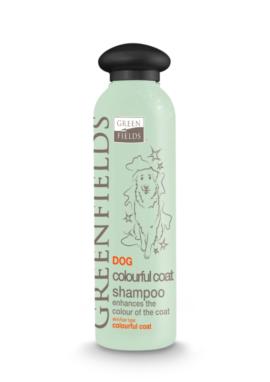 Greenfields Shampoo Farvet Pels
