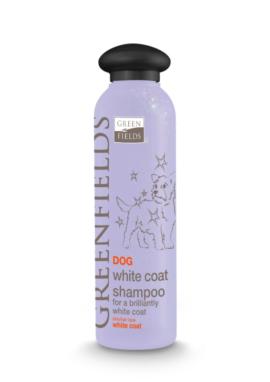 Greenfields Shampoo Hvid Pels