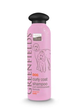 Greenfields Shampoo Krøllet Pels