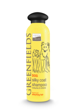 Greenfields Shampoo Silke Pels