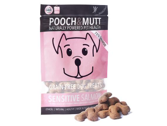Pooch & Mutt Sensitive Salmon Grain Free