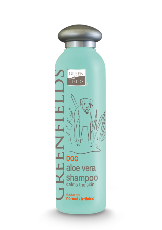 Greenfields Shampoo Aloe Vera