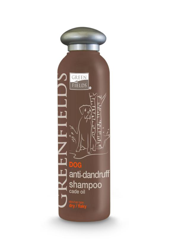 Greenfields Shampoo Anti Skæl