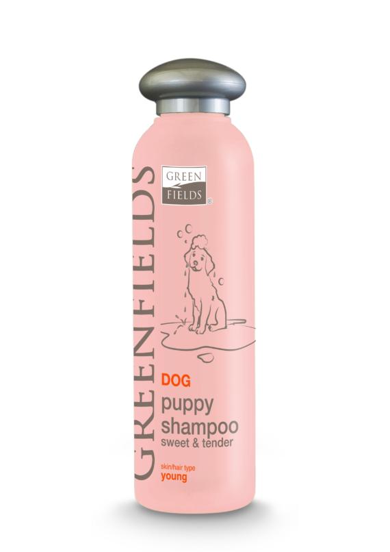 Greenfields Shampoo Hvalp