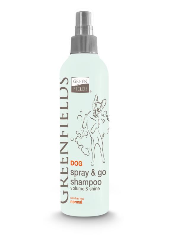Greenfields Shampoo Spray & Go