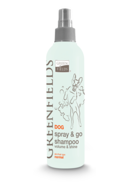 Greenfields Shampoo Spray & Go