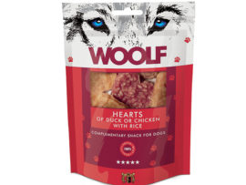 Woolf Hearts of Duck or Chicken with Rice