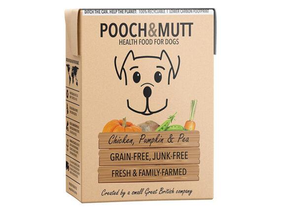 Pooch and Mutt vådfoder, Kylling græskar