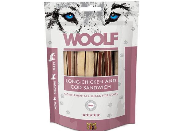 Woolf Chicken & Cod Sandwich Long