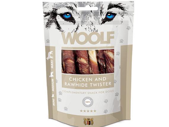 Woolf Chicken & Rawhide Twister