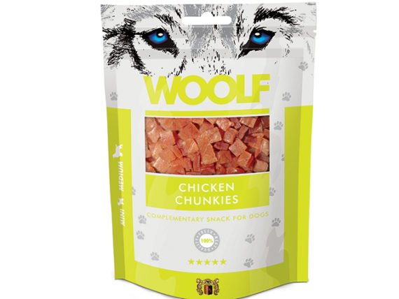 Woolf Chicken Chunkies
