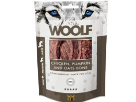 Woolf Chicken Pumpking & Oats Bone