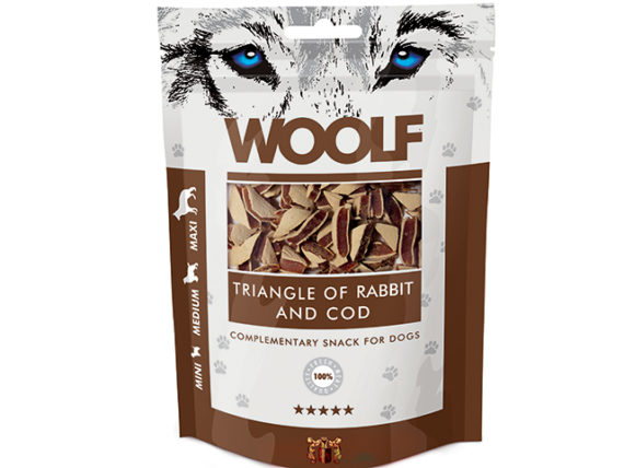 Woolf Rabbit & Cod Triangle