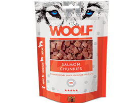 Woolf Salmon Chunkies