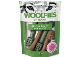 Woolfies Dental Brush Medium