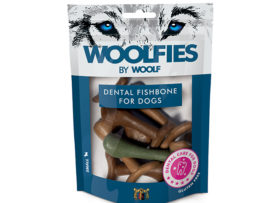 Woolfies Dental Fishbone Small