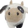 HuggleHounds Natural Eco-Woolies Cow Ball
