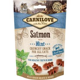 Carnilove Cat Crunchy Snack Salmon