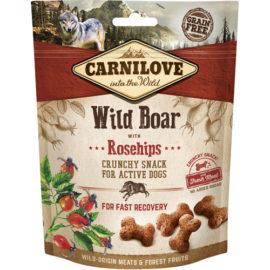 Carnilove Crunchy Snack Wild Boar