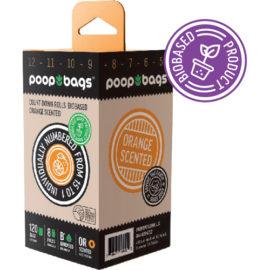 Poop bags, miljøvenlige og duftende