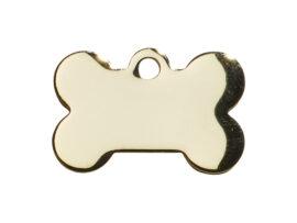Hundetegn Guld kødben