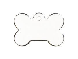 Hundetegn Sølv kødben