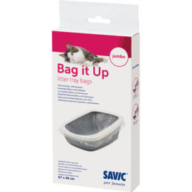 Bag it up poser til kattetoilet