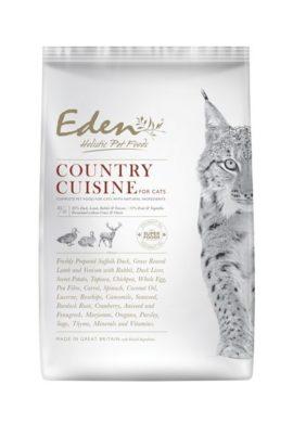 Eden 85/15 Country Cuisine
