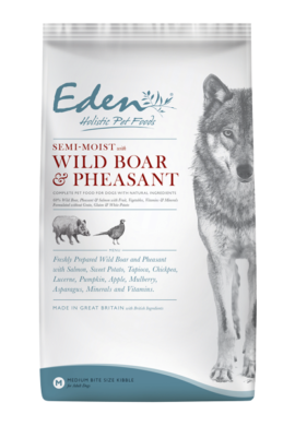 Eden Semi-Moist Wild Boar & Pheasant