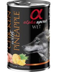 hundehjertet_alpha_spirit_kylling_ananas_400