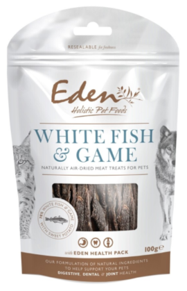 Eden White Fish & Game godbidder