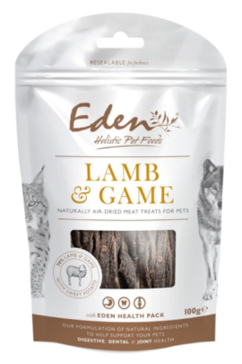 Eden Lamb & Game godbidder