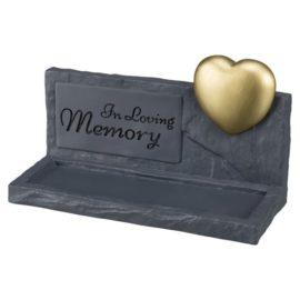 Mindesten, In Loving Memory, Grå