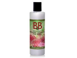 B&B Rose Conditioner økologisk balsam til hunde