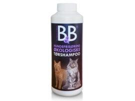 B&B Økologisk Tørshampoo til kat